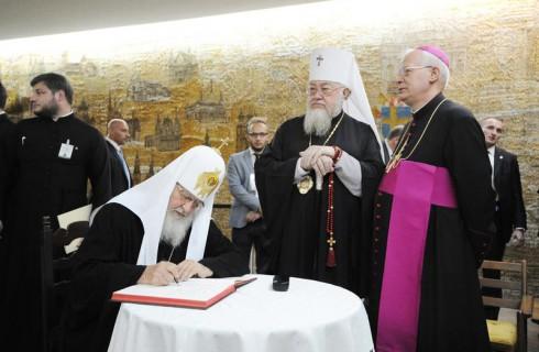 Церковь сблизит Россию и Польшу