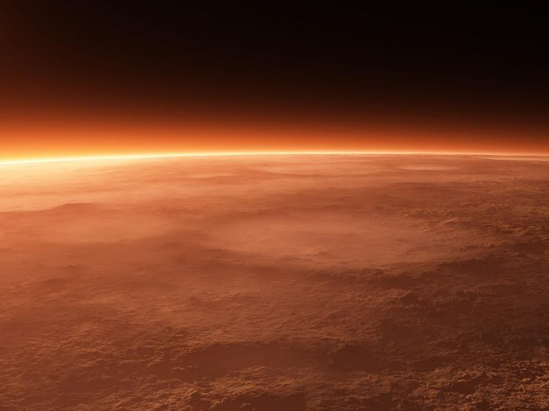 Новая экспедиция на Марс