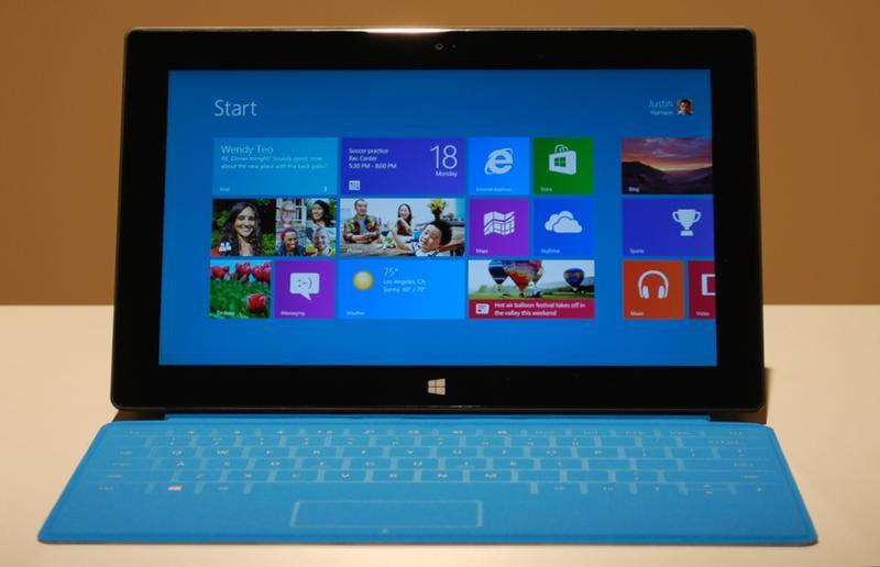 Планшетник Surface от Microsoft всего за $200
