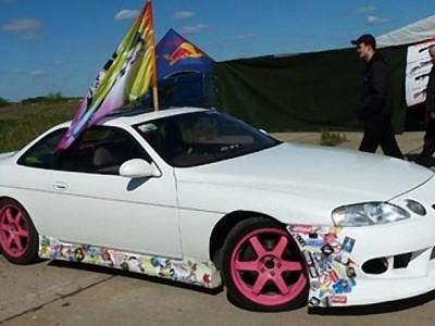 Удивительный автомобиль в Омске