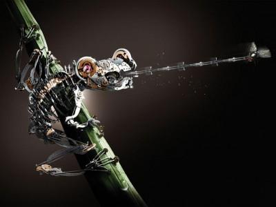 Робот – хамелеон