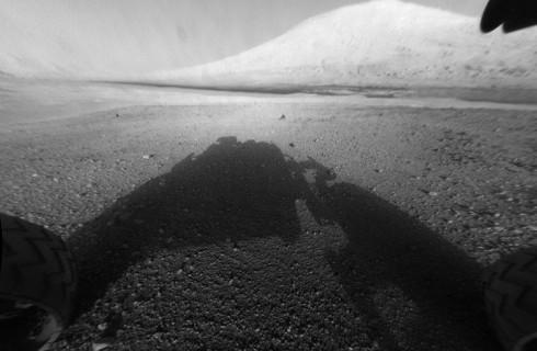 Первый разговор с марсианами