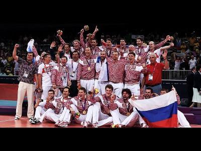 Сборная России на олимпиаде 2012 в Лондоне