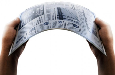 Подсветка для гибких дисплеев