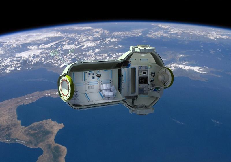 Космический туризм стал доступнее