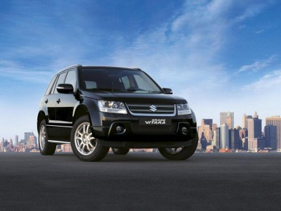 Концепт Suzuki Grand Vitara 2012 года