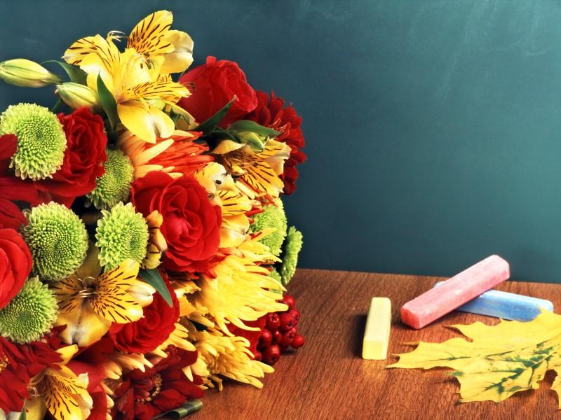 1 сентября Россия отмечает День знаний