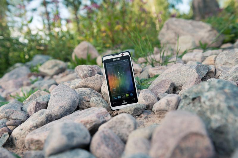 Бессмертный смартфон Nautiz X1