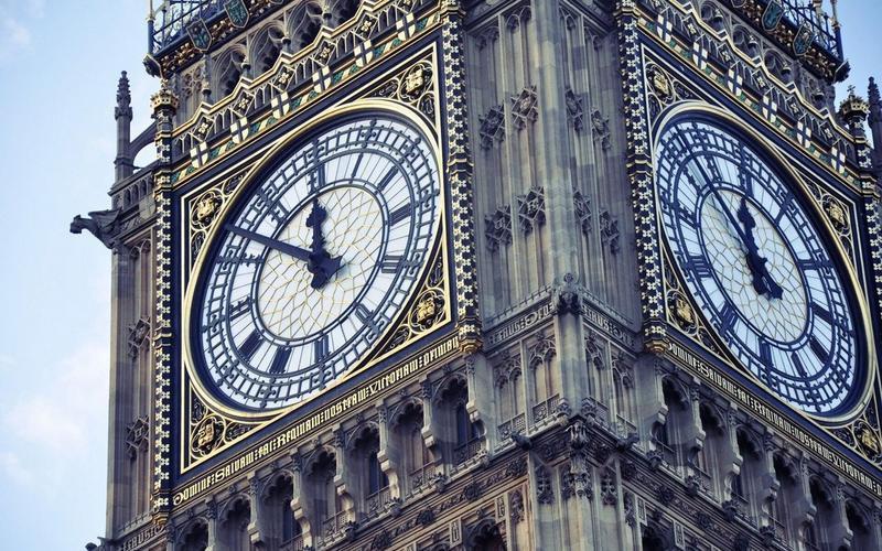 В Лондоне больше нет Биг-Бена