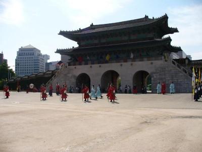 Главный дворец династии Чосон