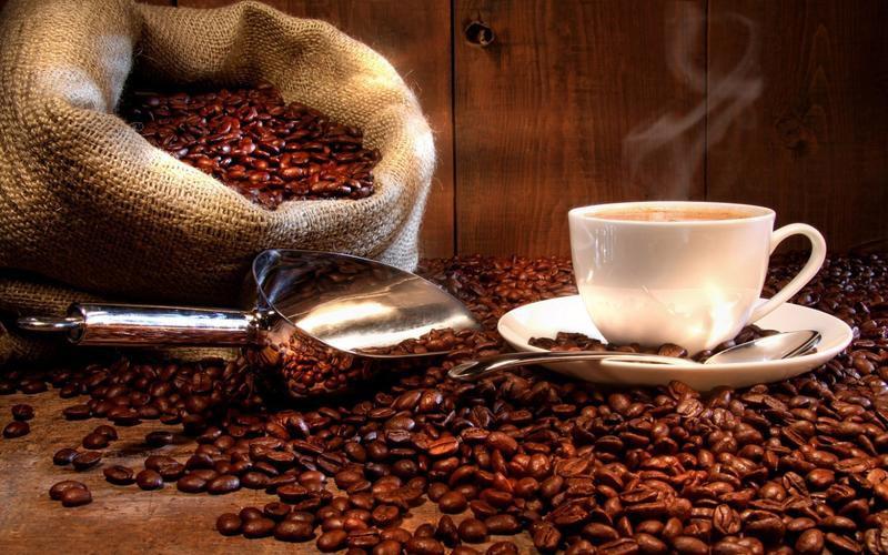 Крепкий кофе – крепкое здоровье!