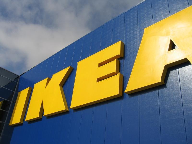 IKEA поделили на три