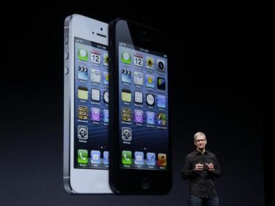 Фил Шиллер представляет iPhone 5