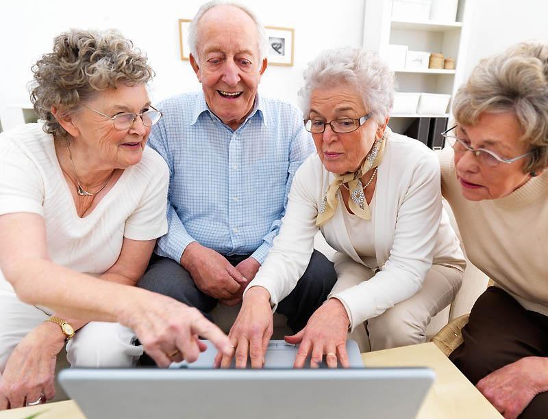 Долгожителей ждут подарки