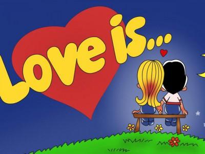 Жевательная резинка Love is…