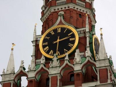 Главные часы страны