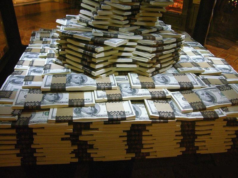 Миллион долларов чаевых