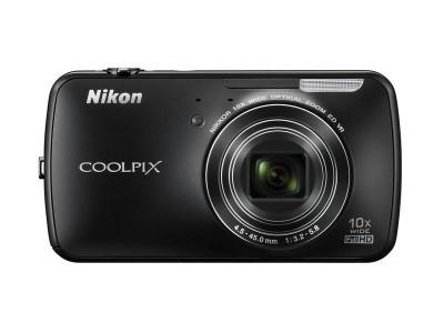 Внешний вид Nikon Coolpix S800c