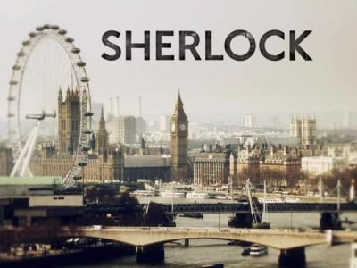 Заставка сериала Шерлок