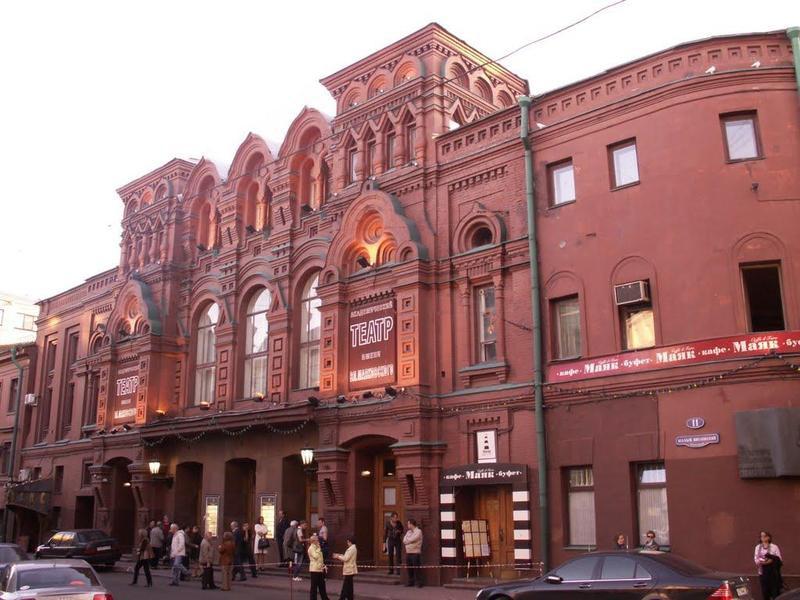 Театр Маяковского обрел новый облик