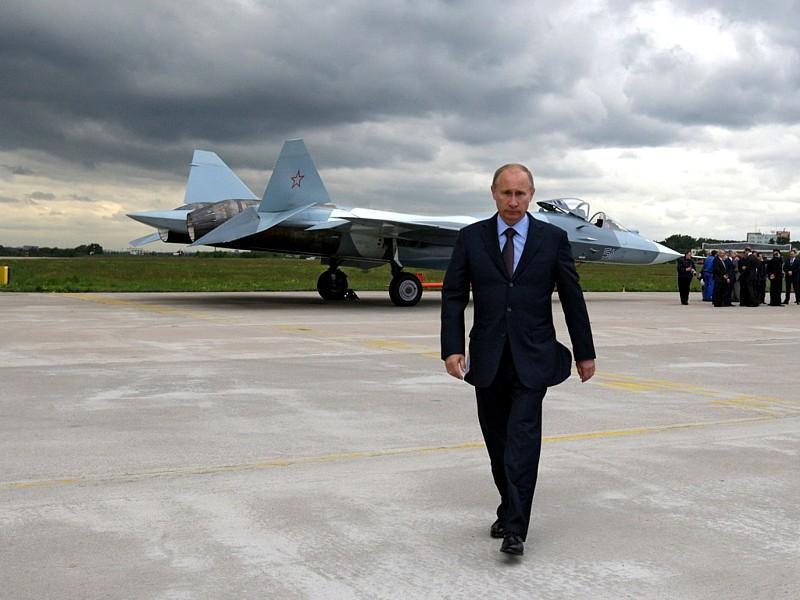 Владимир Путин – вожак журавлей