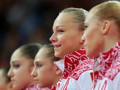 Женская сборная России по гимнастике