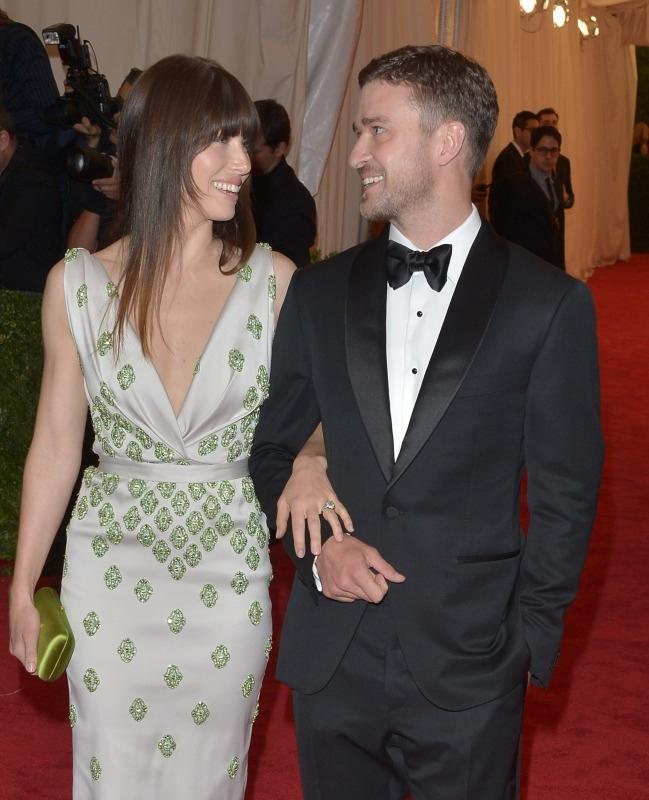 Джастин Тимберлейк теперь счастливо женат