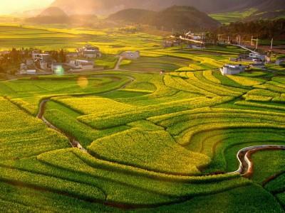 Деревня долгожителей в Китае