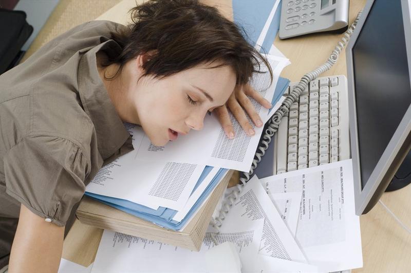 Тайна утомляемости офисных работников