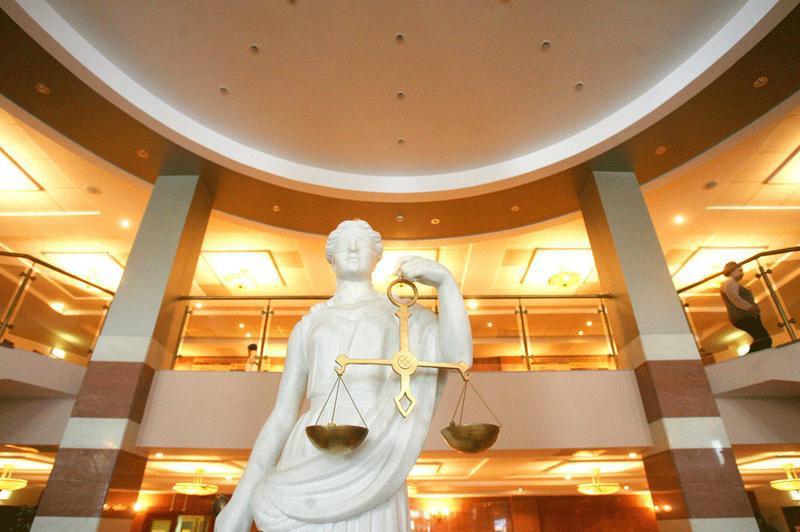 Объективная картина судебной системы России