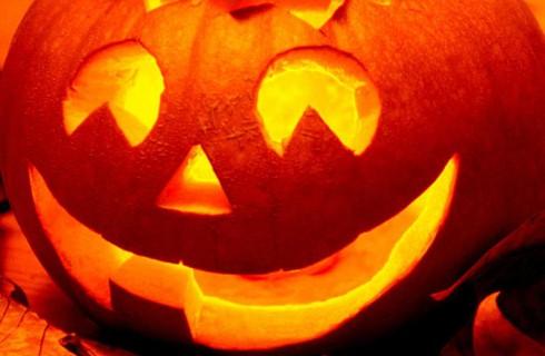 31 октября — Хэллоуин
