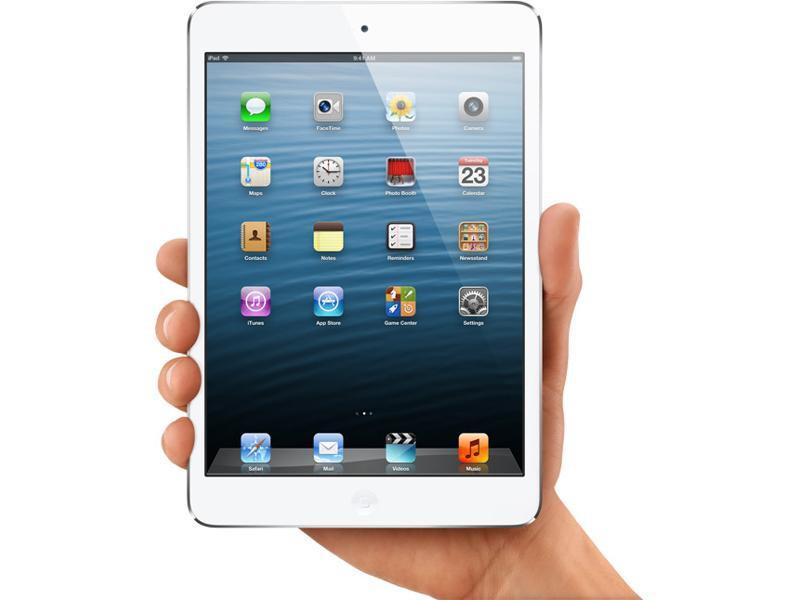 Презентация iPad mini и других новинок