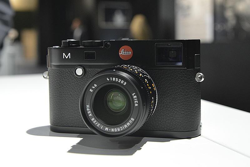 Фотоаппарат «Лейка» от дизайнера Apple