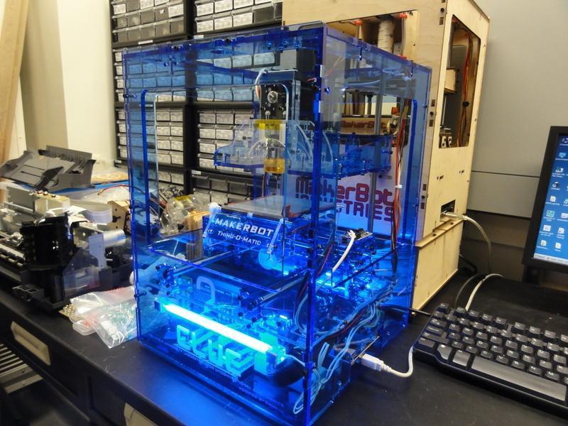 3D-принтеры могут спасать жизни