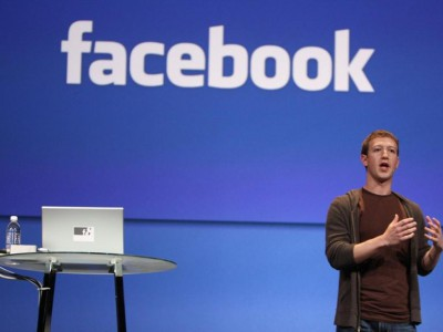 Марк Цукерберг — основатель Facebook