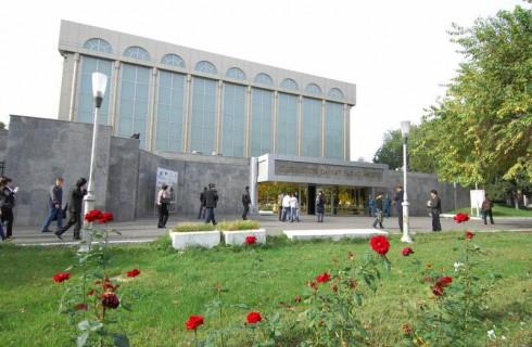 В Узбекистане открылась Неделя искусств
