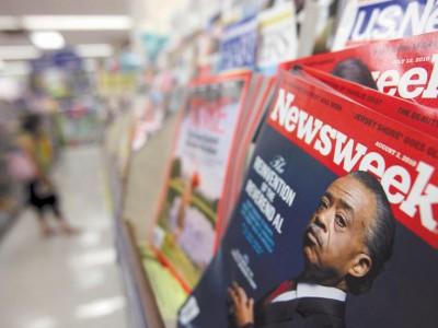 NewsWeek эволюционирует