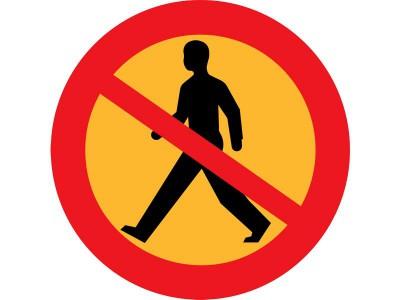Мужчинам вход запрещен