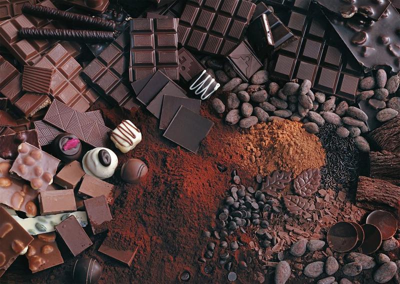 Нобелевская премия после плитки шоколада
