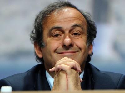 Мишель Платини — президент УЕФА