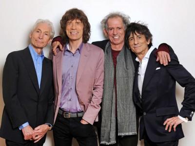 Легендарная группа Rolling Stones