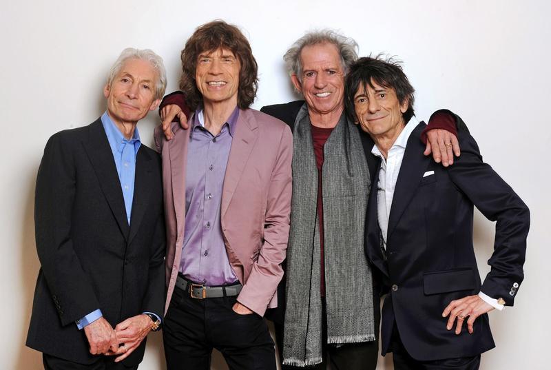 Юбилейный концерт — 50 лет Rolling Stones