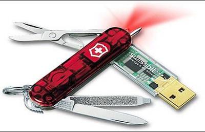 Удивительный швейцарский ножик