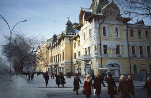 Хабаровск назвали городом воинской славы России