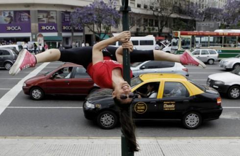 Аргентина — Пол-дэнс 2012
