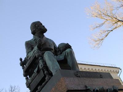 Памятник Н.И. Пирогову