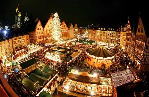 В Латвии дали старт Рождеству