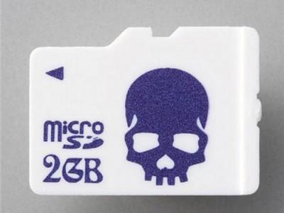 Пиратская microSD карта