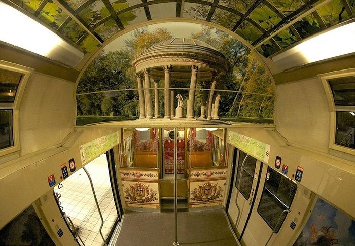 Чудо-поезда Парижа