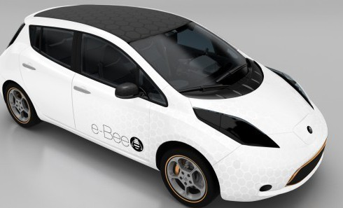 Электромобиль будущего